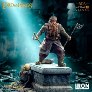 Lord of the Rings – Gimli Statue by Iron Studios