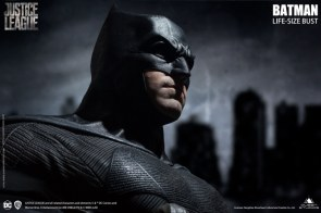 Justice League – Life Size Batman Bust by Queen Studios