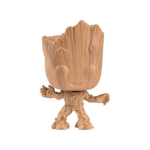 Guardians of the Galaxy Groot Wood Deco Pop Vinyl Figure Exclusive
