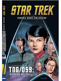 Star Trek TNGDS9 Divided We Fall