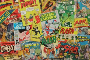 Collection of every DC comic ever to hit Sothebys auction block