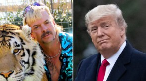 Donald Trump Says He Will Take a Look Into Pardoning Tiger King Star Joe Exotic