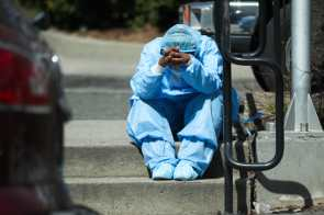 The US just reported its deadliest day for coronavirus patients as states reopen according to WHO