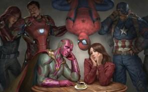 avengers in love