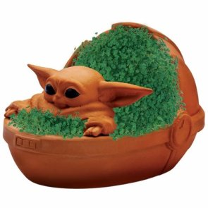 Star Wars The Mandalorian The Child Chia Pet