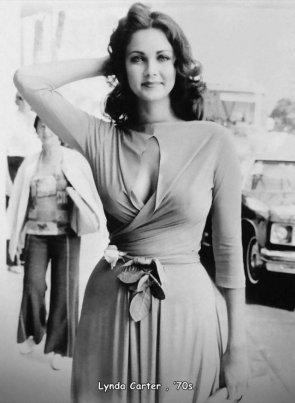 Lynda Carter in the 70s