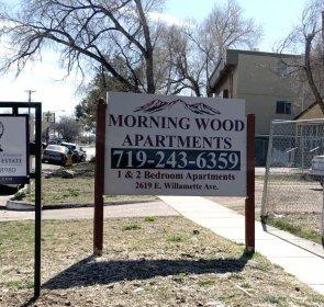 morning wood apartments