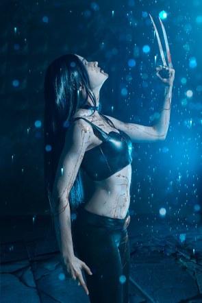 Laura Kinney X23 cosplay