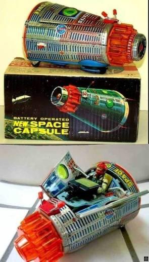 NEW SPACE CAPSULE