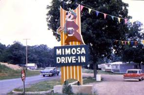 MIMOSA DRIVE-IN