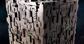 Cherry Tree assimilate new ideas to create the Borg Cube ITX PC mark II
