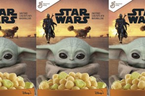 Baby Yoda Cereal Is Coming to Stores This Summer