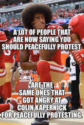 PEACEFULLY PROTEST