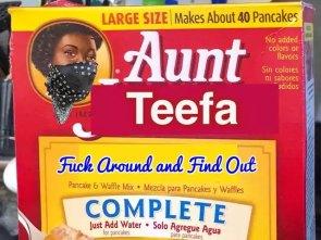 Aunt Teefa