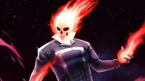 Red Ghost Rider