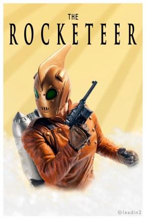 The Rocketeer  Mini Bust  Disney