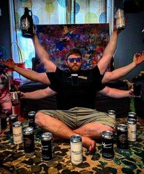 alcohol god