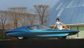 buick century cruiser concept car 1969