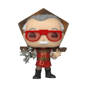 Thor Ragnarok Stan Lee Pop Vinyl Figure