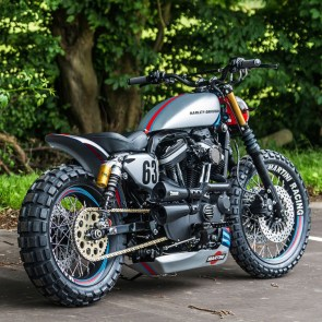 off road harley