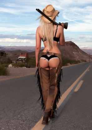 cowgirl ass