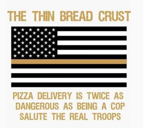 The Thin Bread Crust