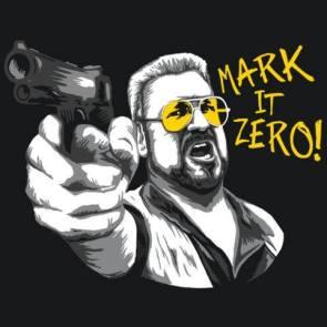 MARK IT ZERO