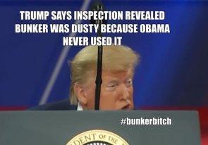 dusty bunker