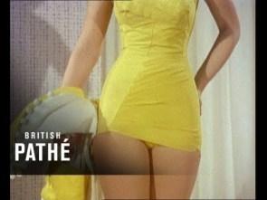 Fashion Show – The First Nylon Fair at The Albert Hall 1956