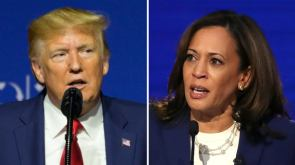 Kamala Harris to Trump 'Keep George Floyd's name out of your mouth'