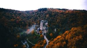Eltz Castle Autumn