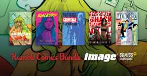 Humble Comic Bundle Image Comics Showcase