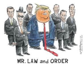 MR LAW AND ORDER