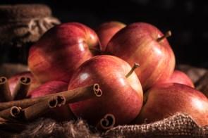 cinnamon apple wallpaper