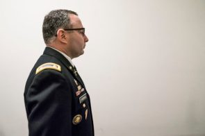 Vindman retiring from US Army lawyer accuses Trump of 'bullying intimidation and retaliation'