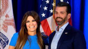 Kimberly Guilfoyle Donald Trump Jr's girlfriend tests positive for coronavirus