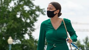 Ocasio-Cortez calls for end to federal funding for military recruitment in schools