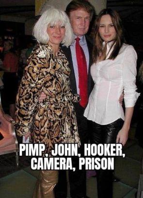 PIMP JOHN HOOKER CAMERA PRISON