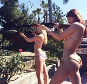 bikini riflers