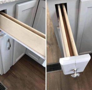 thin drawer