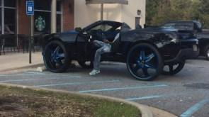 big wheel car