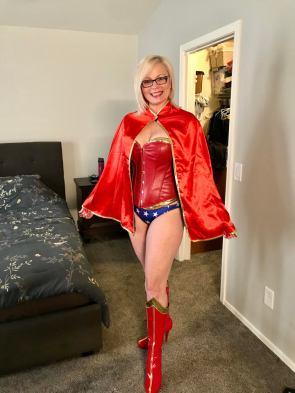 Wonder Woman by hotbh756