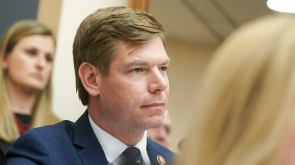Swalwell calls for creation of presidential crimes commission to investigate Trump when he leaves office
