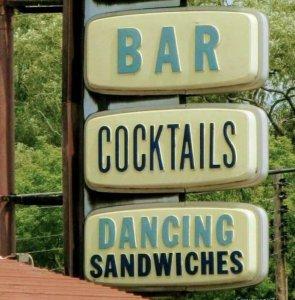 dancing sandwiches