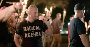 'Crying Nazi' Christopher Cantwell found guilty of extortion in rape threat case