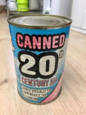 canned 20th century air