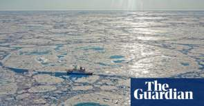 'Sleeping giant' Arctic methane deposits starting to release scientists find