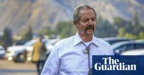 Trump's public lands chief refuses to leave his post despite judge's order