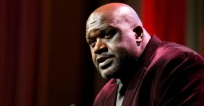 At 48 Shaquille O'Neal reveals he just voted for the first time