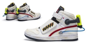 Reebok Unveils New Ghostbusters Sneaker Collection